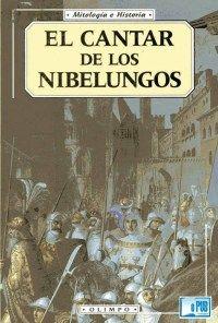 Libro CANTAR DE LOS NIBELUNGOS
