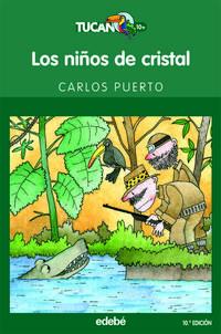 Libro LOS NIÑOS DE CRISTAL