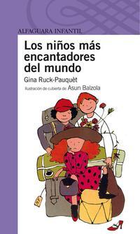 Libro LOS NIÑOS MAS ENCANTADORES DEL MUNDO