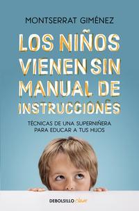 Libro LOS NIÑOS VIENEN SIN MANUAL DE INSTRUCCIONES