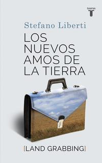 Libro LOS NUEVOS AMOS DE LA TIERRA