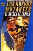 Libro LOS NUEVOS MUTANTES. EL ORIGEN DE LEGION
