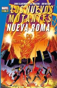 Libro LOS NUEVOS MUTANTES: NUEVA ROMA