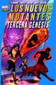 Libro LOS NUEVOS MUTANTES: TERCERA GENESIS