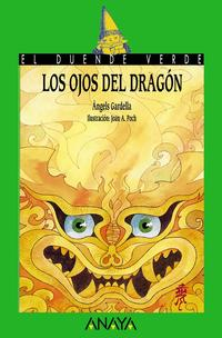 Libro LOS OJOS DEL DRAGON
