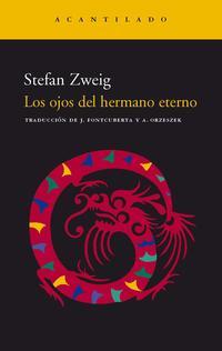 Libro LOS OJOS DEL HERMANO ETERNO: LEYENDA