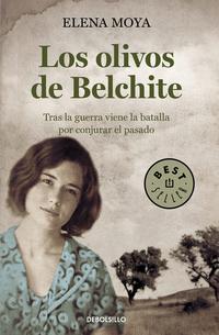 Libro LOS OLIVOS DE BELCHITE
