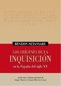 Libro LOS ORÍGENES DE LA INQUISICIÓN