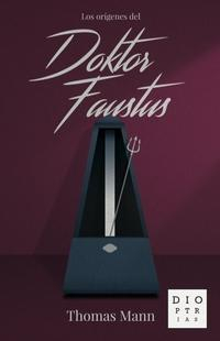 Libro LOS ORÍGENES DEL «DOKTOR FAUSTUS»
