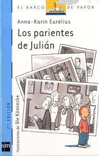 Libro LOS PARIENTES DE JULIAN