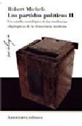 Libro LOS PARTIDOS POLITICOS, TOMO 2