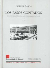 Libro LOS PASOS CONTADOS: UNA VIDA ESPAÑOLA A CABALLO EN DOS SIG LOS