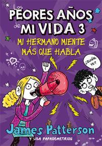 Libro LOS PEORES AÑOS DE MI VIDA 3