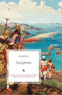 Libro LOS PERSAS