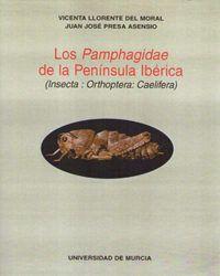 Libro LOS PHAMPAGHIDAE DE LA PENINSULA IBERICA: INSECTA, ORTHOPTERA, CA ELIFERA