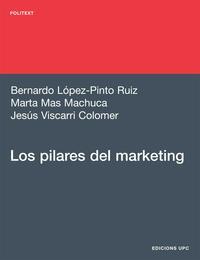 Libro LOS PILARES DEL MARKETING
