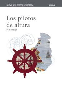 Libro LOS PILOTOS DE ALTURA