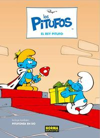 Libro LOS PITUFOS 3: EL REY PITUFO