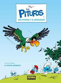 Libro LOS PITUFOS 6. LOS PITUFOS Y EL KETEKASKO