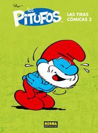 Libro LOS PITUFOS. LAS TIRAS COMICAS 3