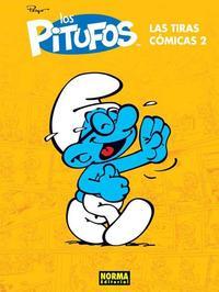 Libro LOS PITUFOS. TIRAS COMICAS 2
