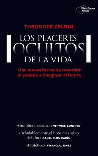 Libro LOS PLACERES OCULTOS DE LA VIDA