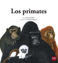Libro LOS PRIMATES