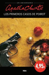 Libro LOS PRIMEROS CASOS DE POIROT
