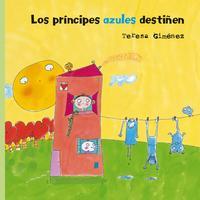 Libro LOS PRINCIPES AZULES DESTIÑEN