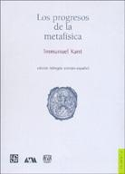 Libro LOS PROGRESOS DE LA METAFISICA