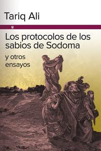 Libro LOS PROTOCOLOS DE LOS SABIOS DE SODOMA Y OTROS ENSAYOS