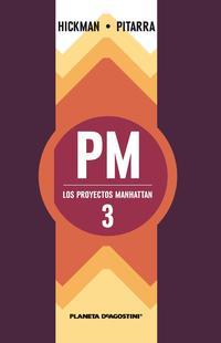 Libro LOS PROYECTOS MANHATTAN Nº 03