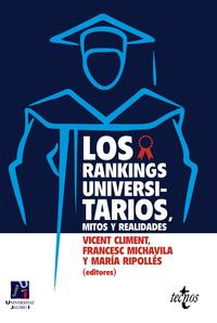 Libro LOS RANKINGS UNIVERSITARIOS, MITOS Y REALIDADES