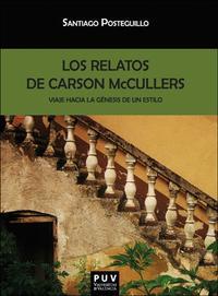 Libro LOS RELATOS DE CARSON MCCULLERS