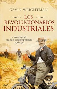 Libro LOS REVOLUCIONARIOS INDUSTRIALES
