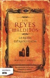 Libro LOS REYES MALDITOS II: LA REINA ESTRANGULADA