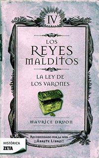 Libro LA LEY DE LOS VARONES (LOS REYES MALDITOS #4)