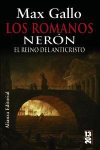 Libro LOS ROMANOS: NERON: EL REINO DEL ANTICRISTO