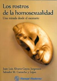Libro LOS ROSTROS DE LA HOMOSEXUALIDAD. UNA MIRADA DESDE EL ESCENARIO