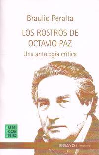 Libro LOS ROSTROS DE OCTAVIO PAZ