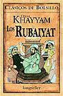 Libro LOS RUBAIYAT