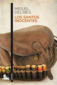 Libro LOS SANTOS INOCENTES