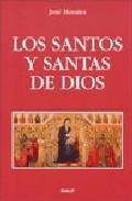 Libro LOS SANTOS Y SANTAS DE DIOS