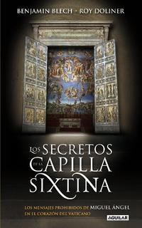 Libro LOS SECRETOS DE LA CAPILLA SIXTINA