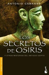 Libro LOS SECRETOS DE OSIRIS Y OTROS MISTERIOS DEL ANTIGUO EGIPTO