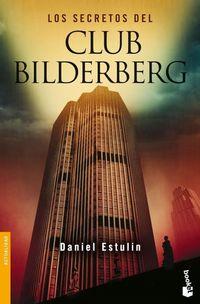 Libro LOS SECRETOS DEL CLUB BILDERBERG