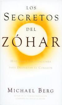 Libro LOS SECRETOS DEL ZOHAR