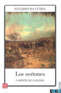 Libro LOS SERTONES: CAMPAÑA DE CANUDOS