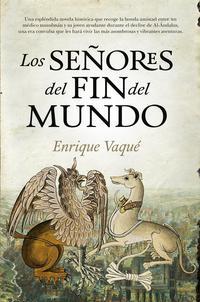 Libro LOS SEÑORES DEL FIN DEL MUNDO