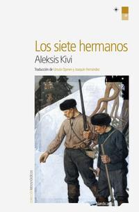 Libro LOS SIETE HERMANOS